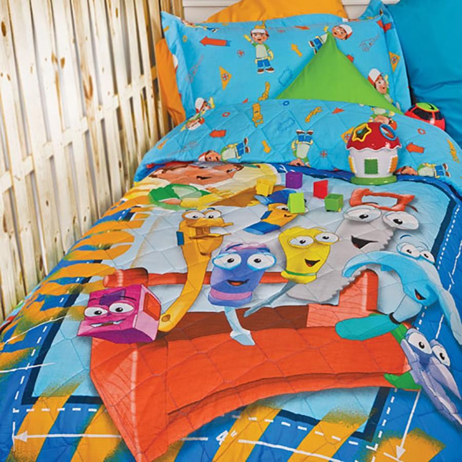 Κουβερλί Μονό Palamaiki Disney Handy Manny