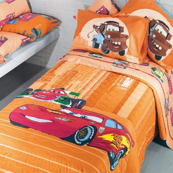 Κουβερλί Μονό Palamaiki Disney Caleffi Cars Due