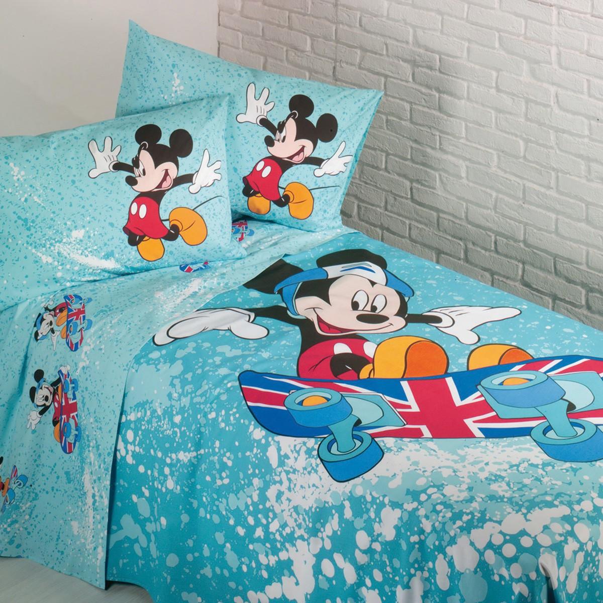 Κουβερλί Μονό Palamaiki Disney Caleffi Mickey Park