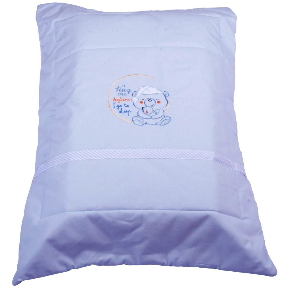 Πάπλωμα Λίκνου Κόσμος Του Μωρού 8958 Sleep Σιέλ