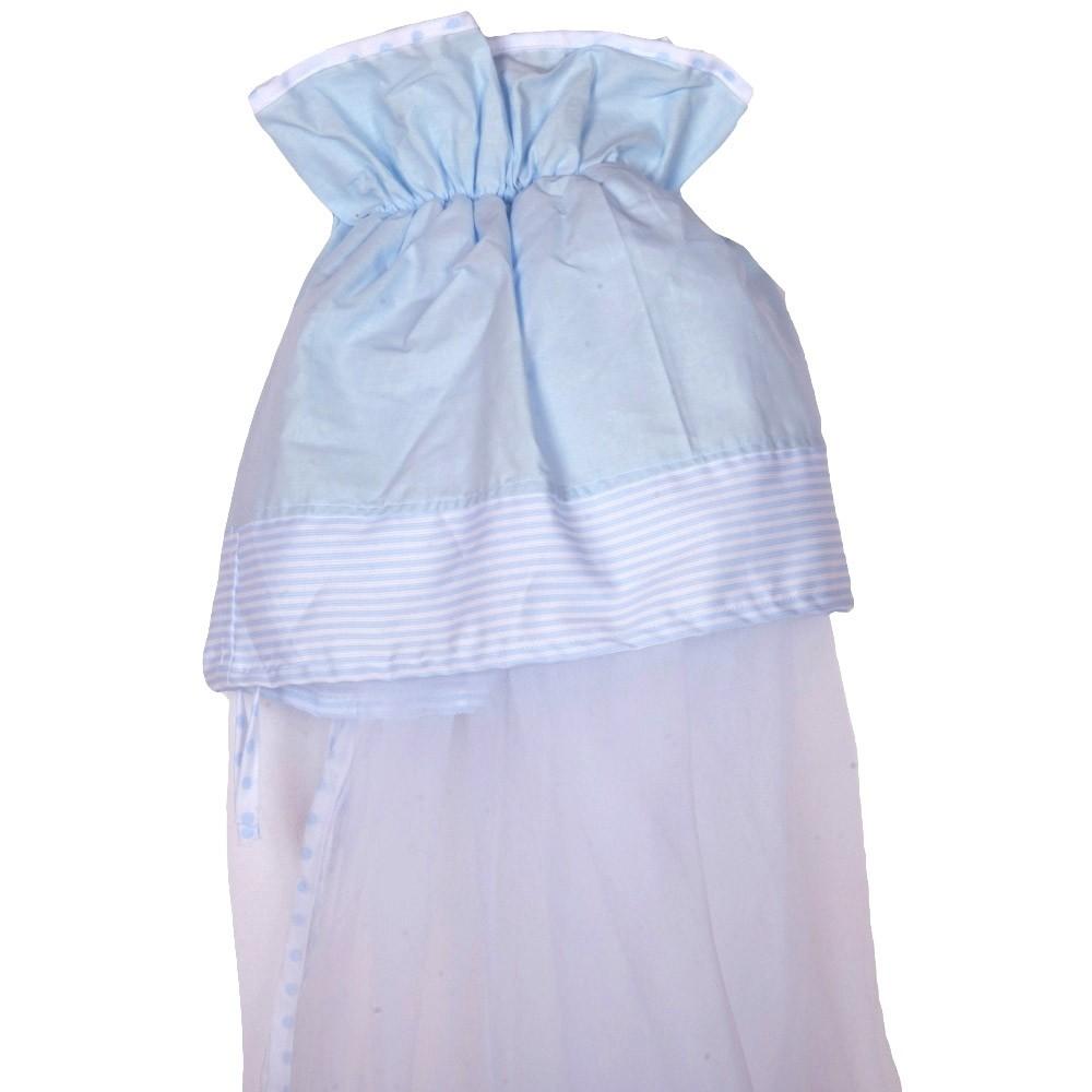 Κουνουπιέρα Κούνιας Κόσμος Του Μωρού 7928 Sleep Σιέλ
