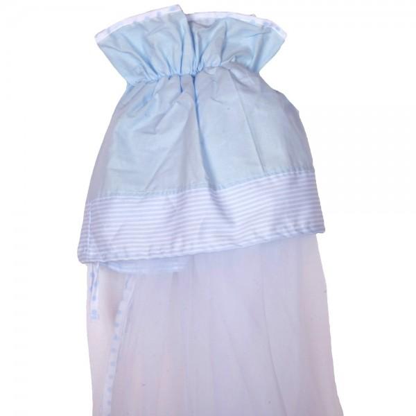 Κουνουπιέρα Λίκνου Κόσμος Του Μωρού 8928 Sleep Σιέλ