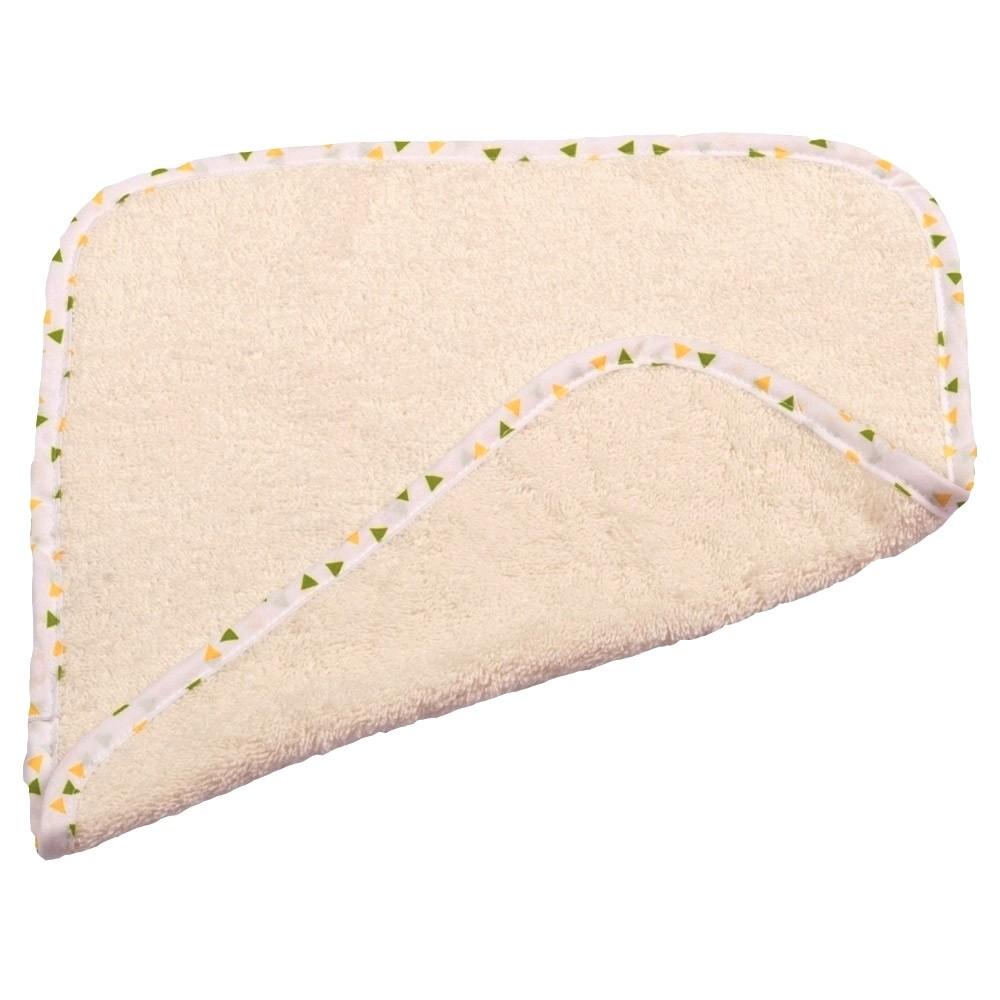 Βρεφική Λαβέτα (30x30) Κόσμος Του Μωρού 0636 Τριγωνάκια