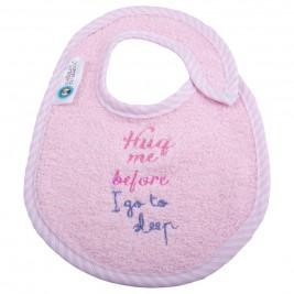 Σαλιάρα Μικρή Κόσμος Του Μωρού 0607 Sleep Ροζ