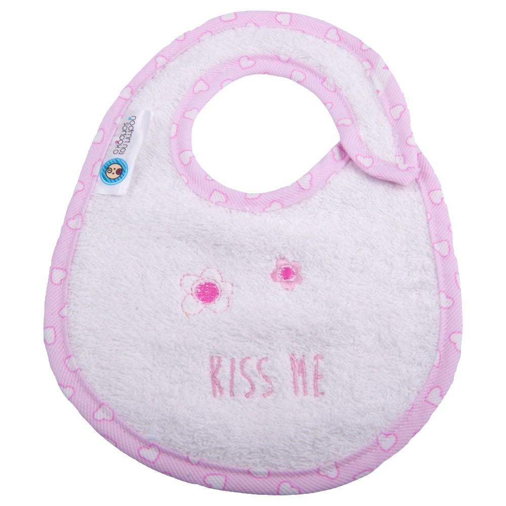 Σαλιάρα Μικρή Κόσμος Του Μωρού 0607 Kiss Me