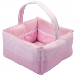 Καλαθάκι Καλλυντικών Κόσμος Του Μωρού 0794 Sleep Ροζ