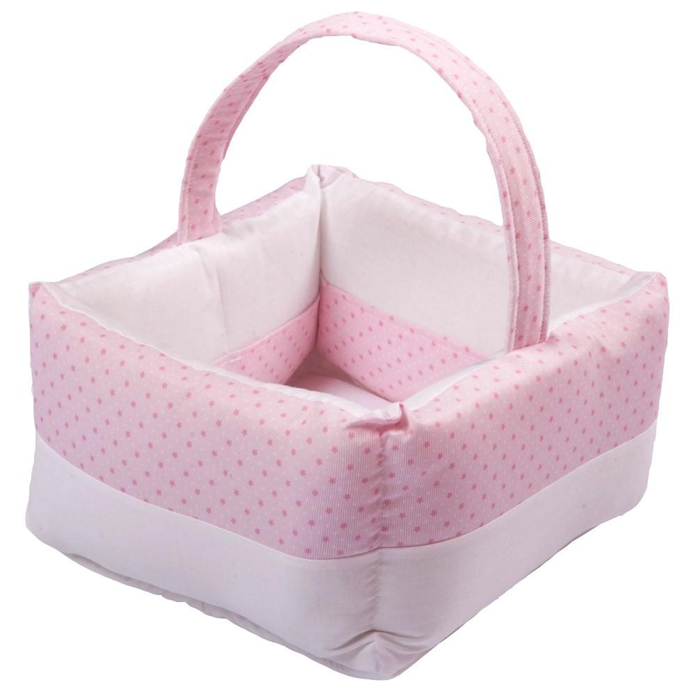 Καλαθάκι Καλλυντικών Κόσμος Του Μωρού 0794 Hard Day Ροζ
