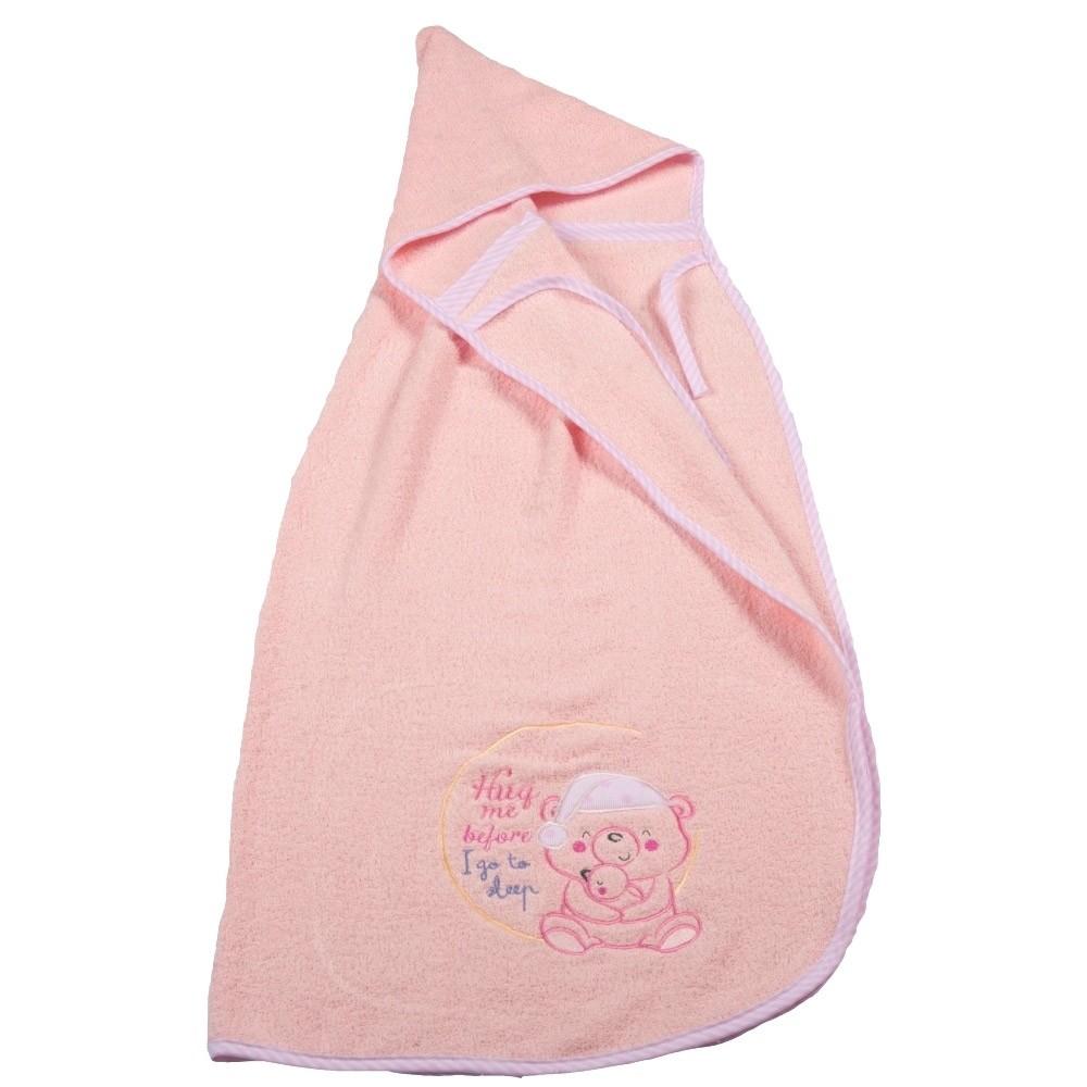 Βρεφική Κάπα Κόσμος Του Μωρού 0490 Sleep Ροζ