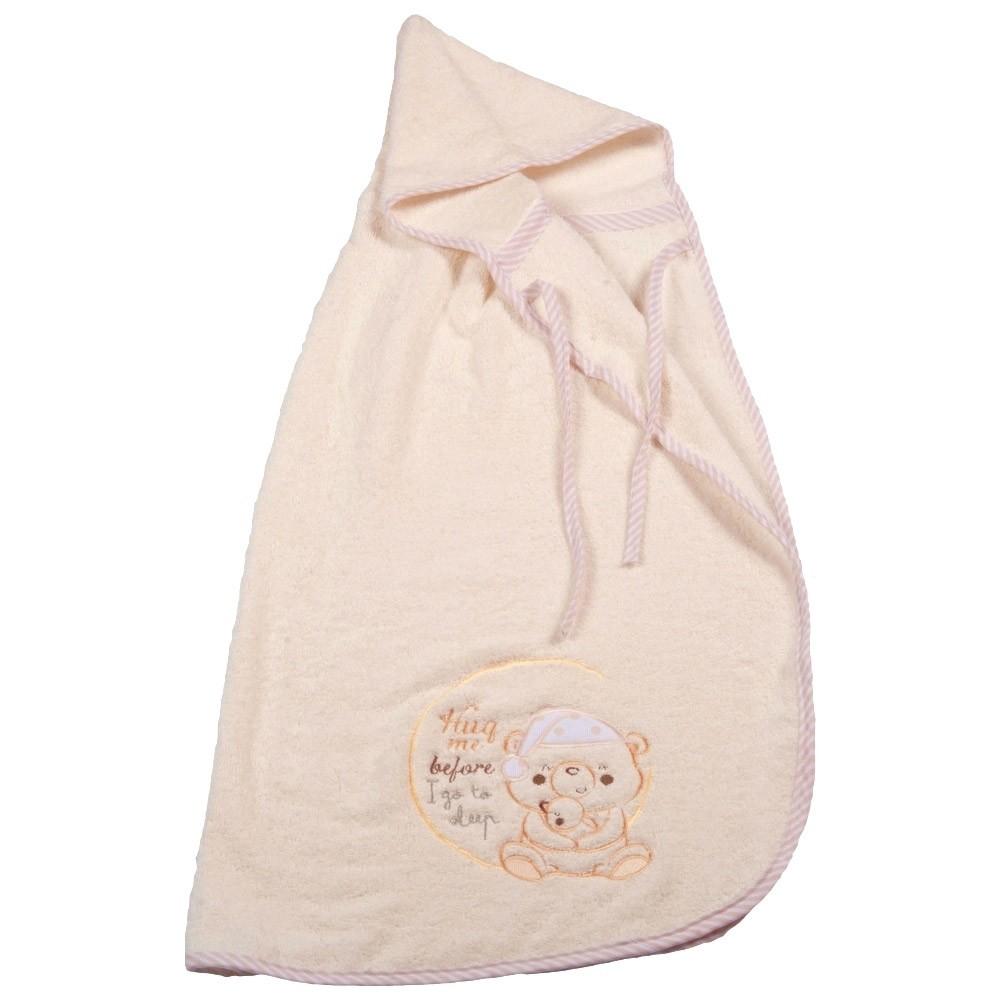 Βρεφική Κάπα Κόσμος Του Μωρού 0490 Sleep Εκρού