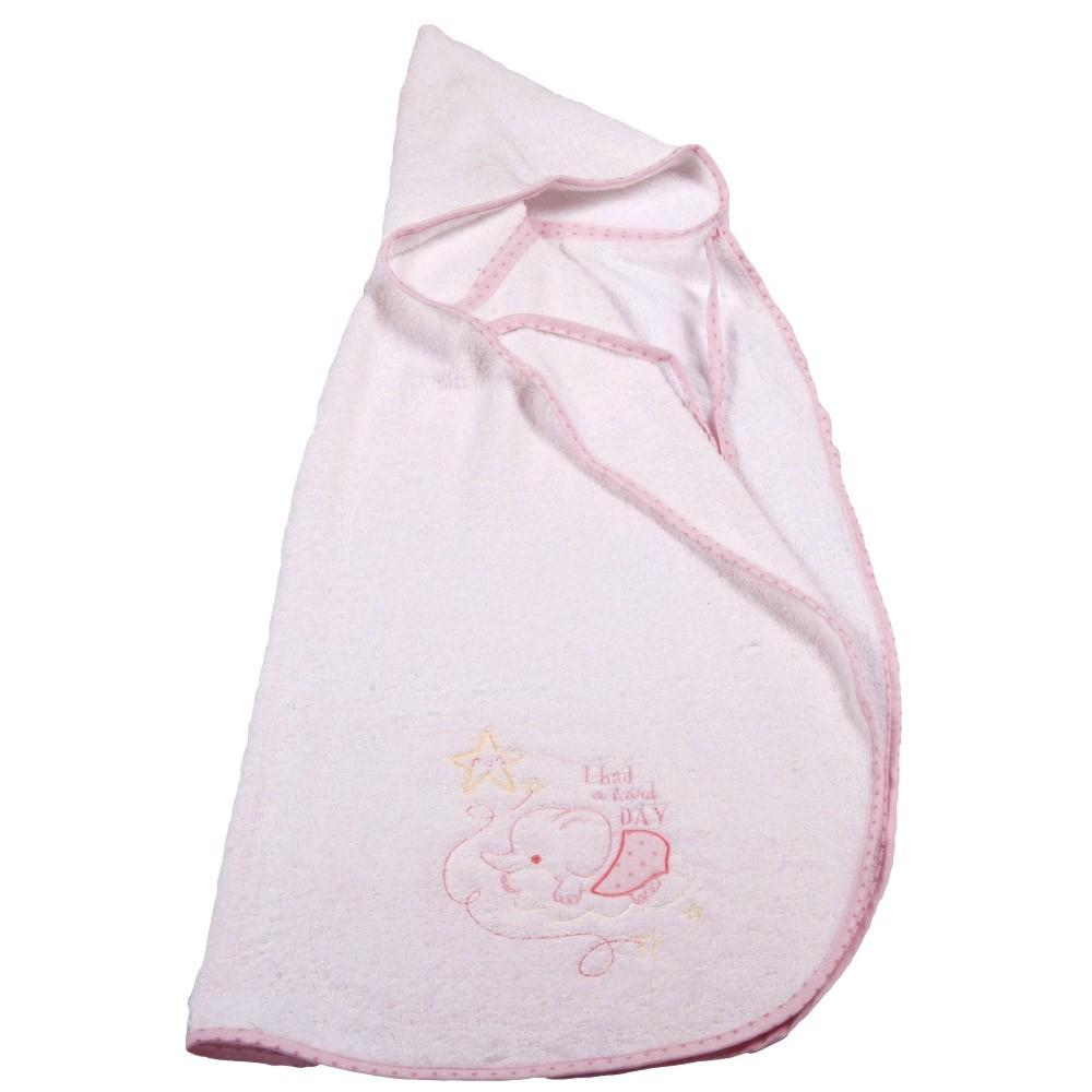 Βρεφική Κάπα Κόσμος Του Μωρού 0475 Hard Day Ροζ