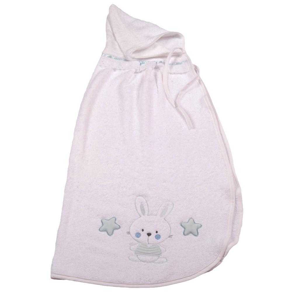 Βρεφική Κάπα Κόσμος Του Μωρού 0460 Bunny Σιέλ