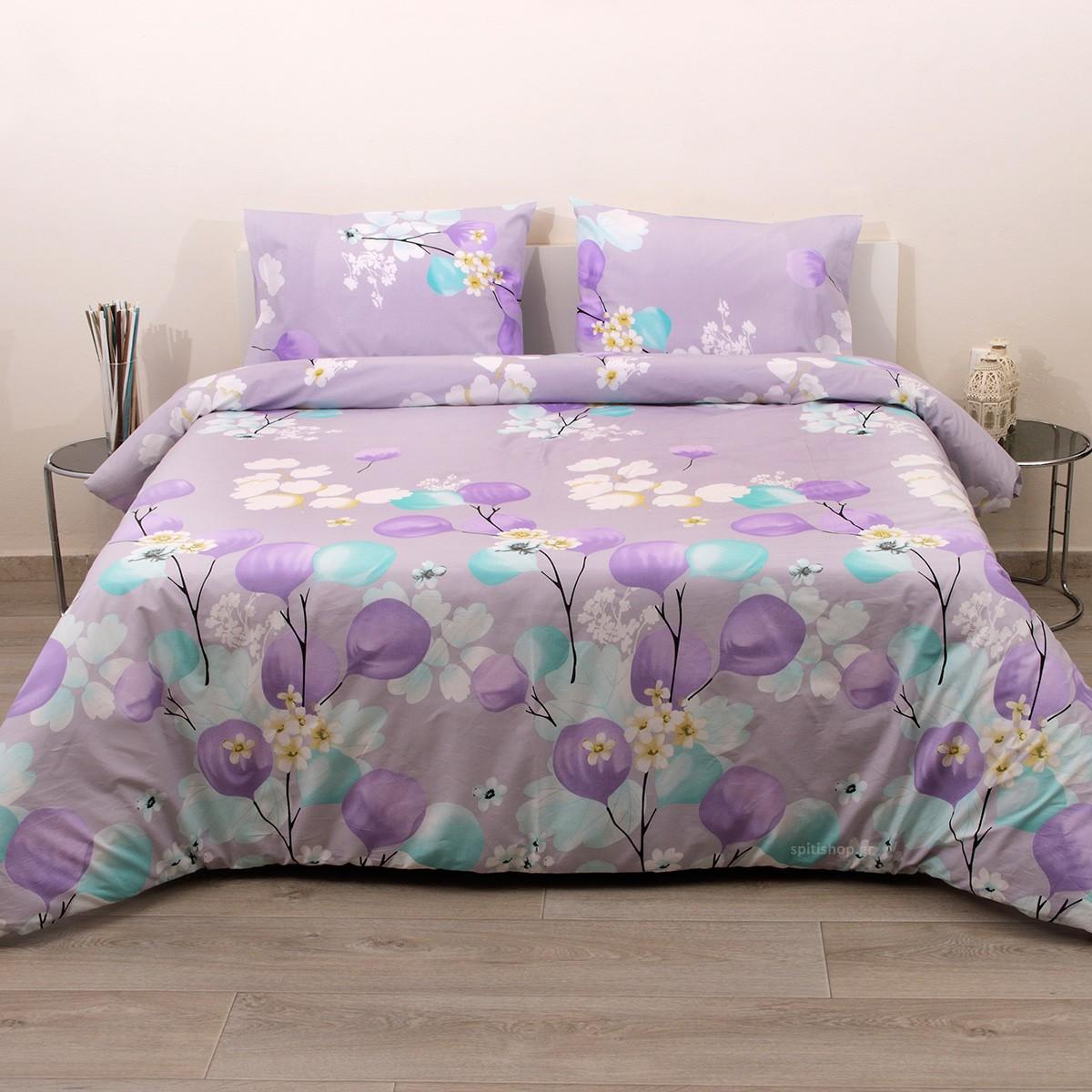 Πάπλωμα Ημίδιπλο (Σετ) Viopros Fresh Νοέμι home   κρεβατοκάμαρα   παπλώματα   παπλώματα ημίδιπλα   διπλά
