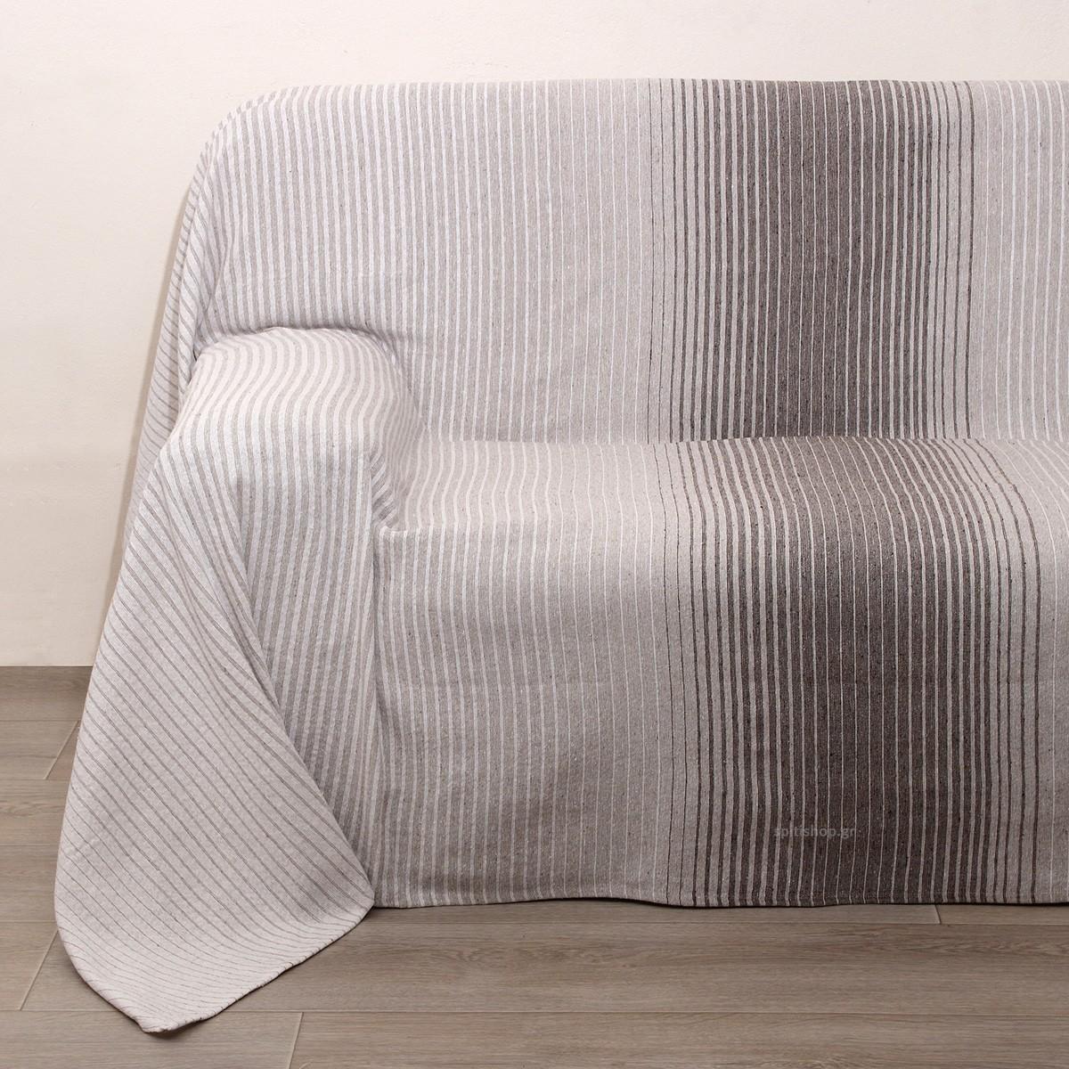 Ριχτάρι Τριθέσιου (170×270) Viopros 1965 Μπεζ