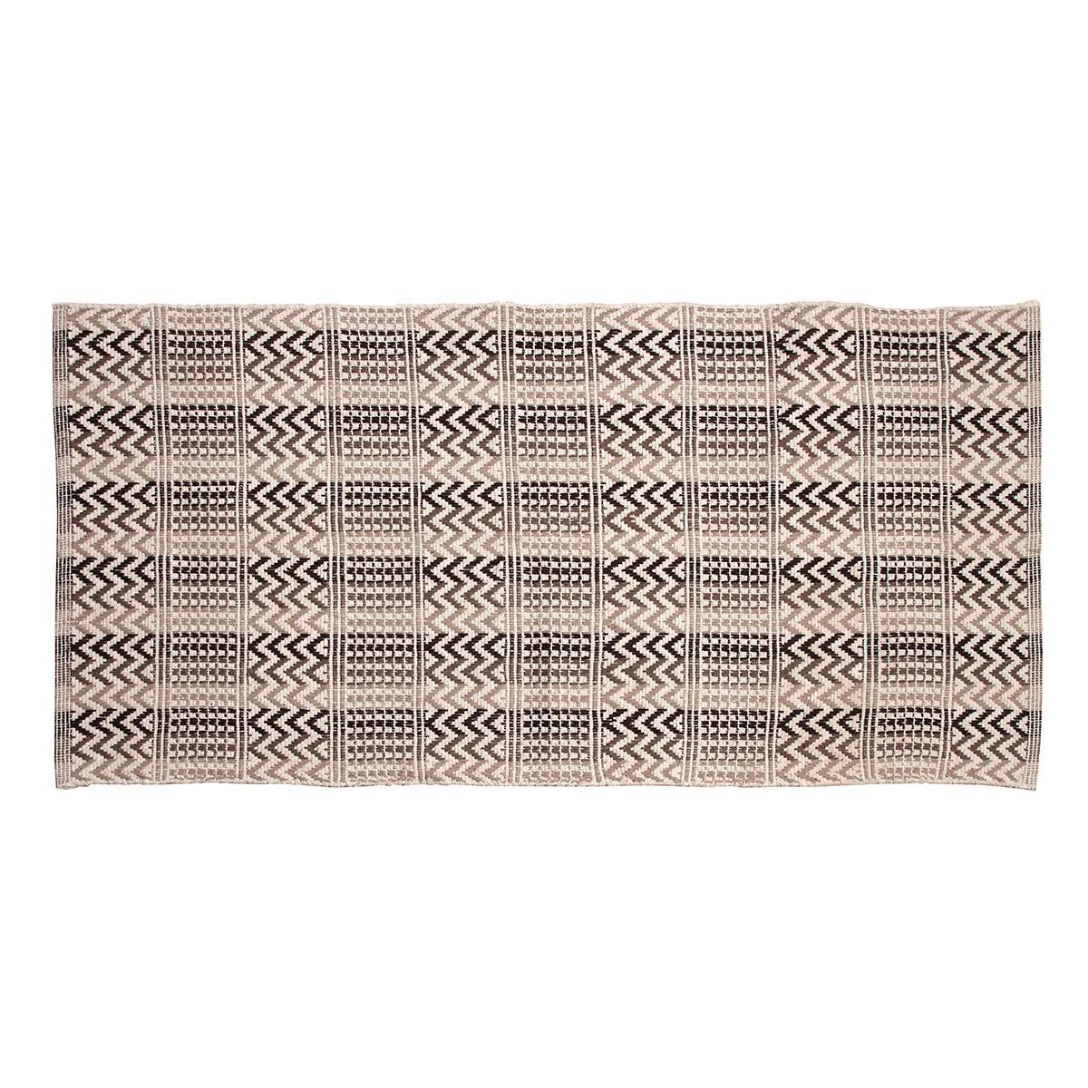 Χαλί Κουζίνας (65x130) Viopros Κάμερον Μπεζ
