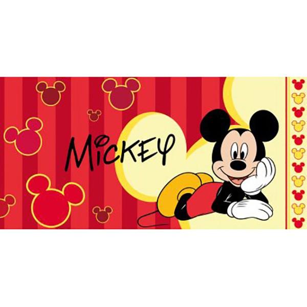Παιδική Πετσέτα Θαλάσσης Viopros Mickey 6