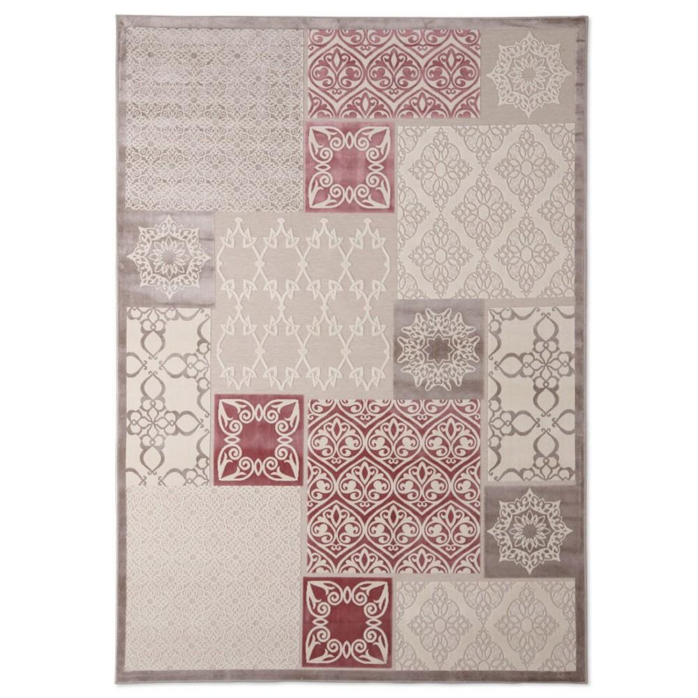 Χαλιά Κρεβατοκάμαρας (Σετ 3τμχ) Royal Carpets Soho Rose 1889-25