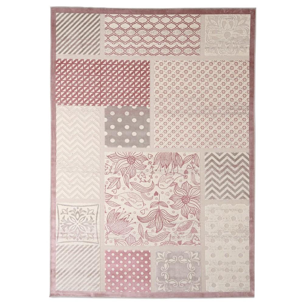Καλοκαιρινό Χαλί (100×150) Royal Carpets Soho Rose 2076-25