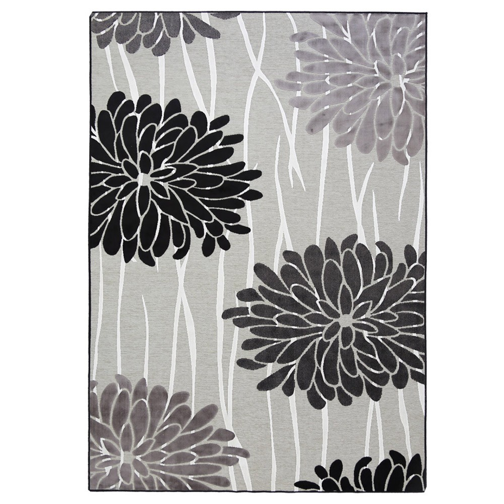 Χαλιά Κρεβατοκάμαρας (Σετ 3τμχ) Royal Carpets Soho Black 1004-65