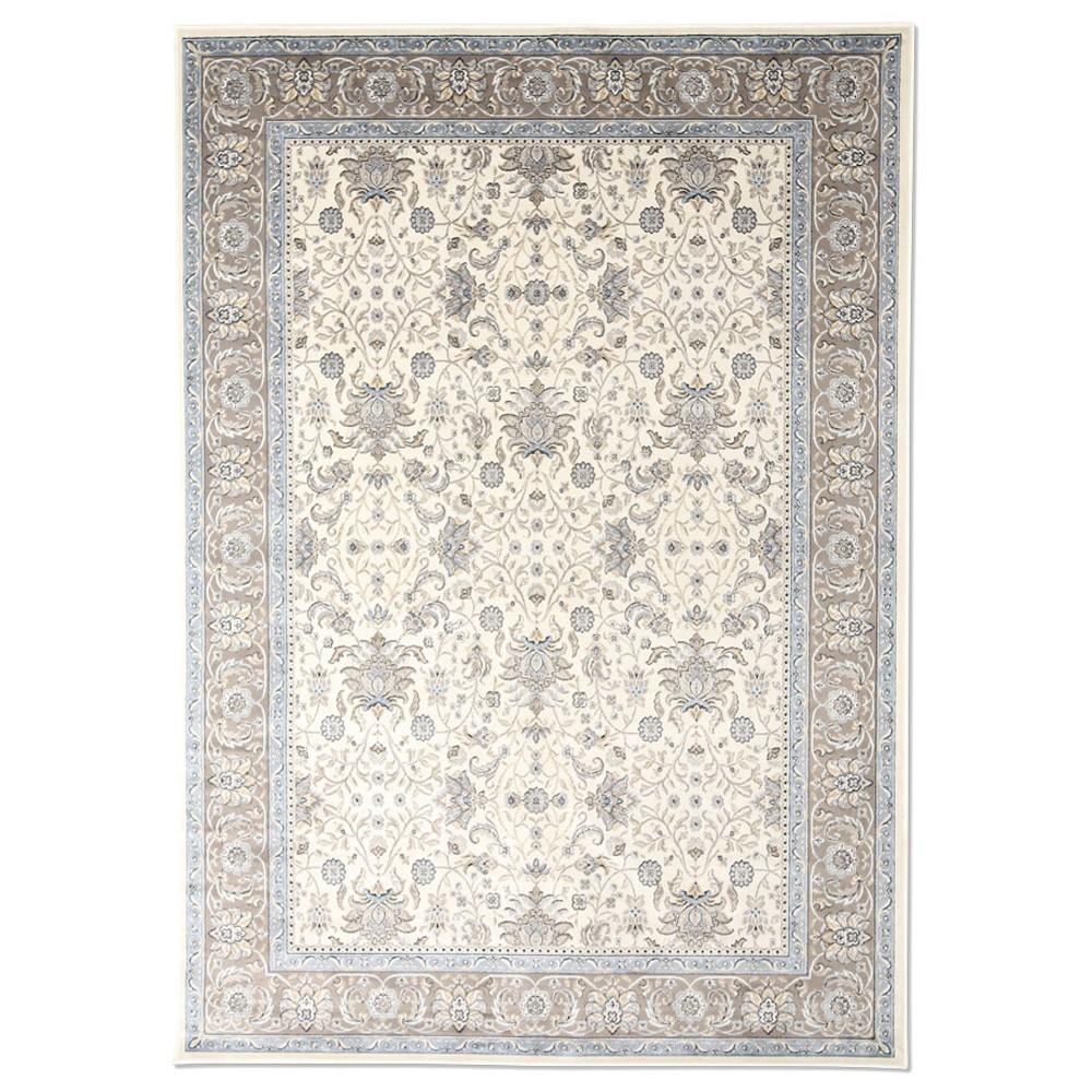 Καλοκαιρινό Χαλί (140×190) Royal Carpets Rubine Ice 671C Ivory