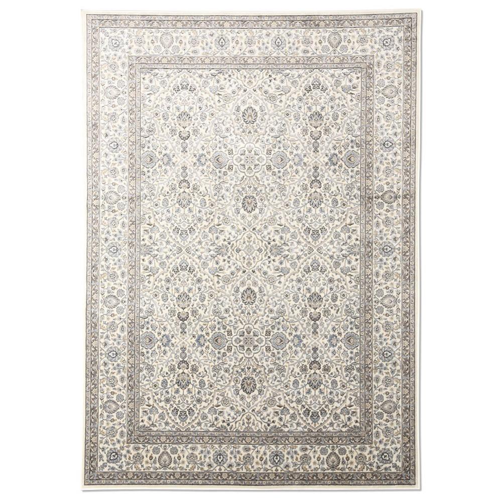 Καλοκαιρινό Χαλί (140×190) Royal Carpets Rubine Ice 670 Ivory