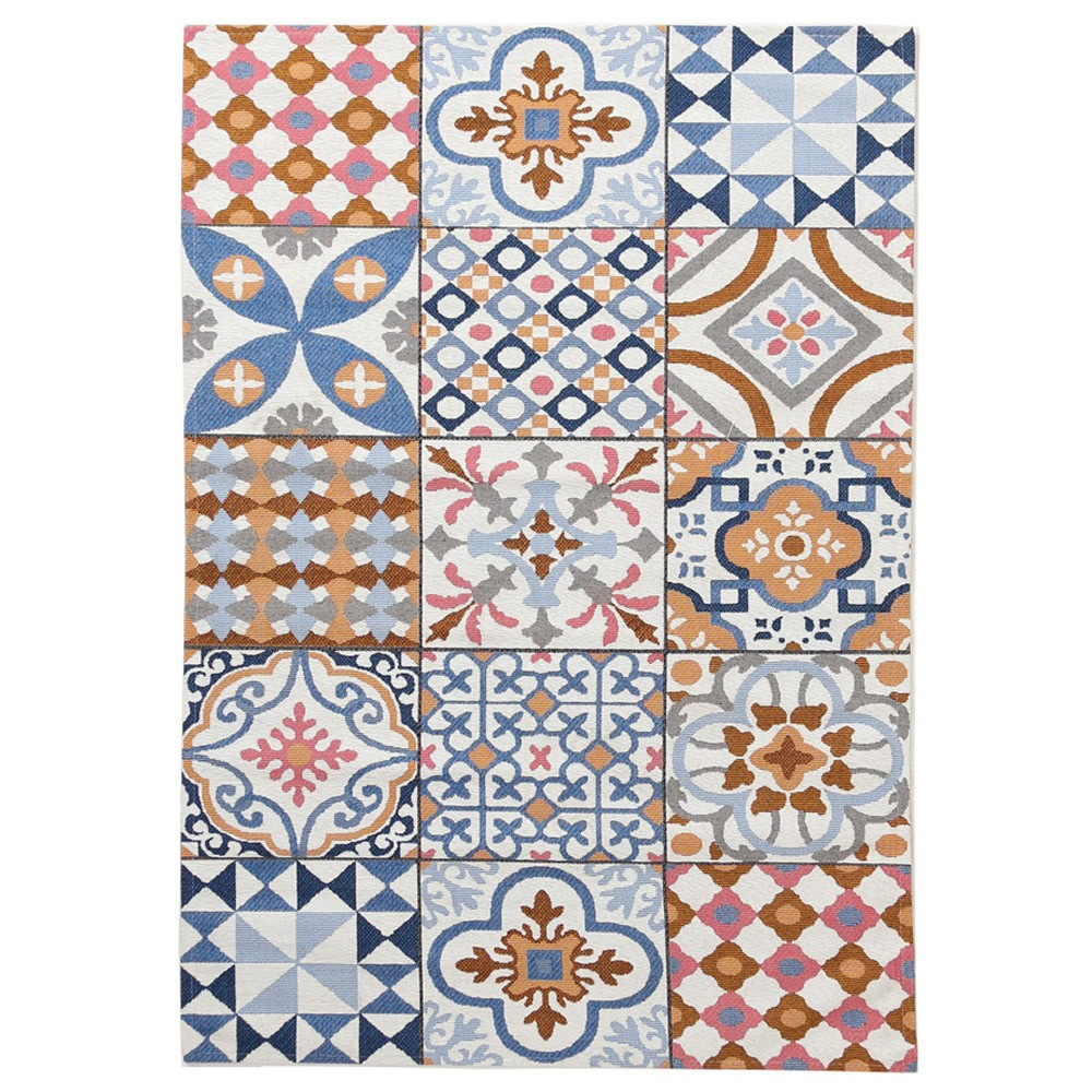 Καλοκαιρινό Χαλί (150×220) Royal Carpets Canvas 213X