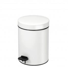 Κάδος Απορριμμάτων (18x25) PamCo 3Lit 606 White