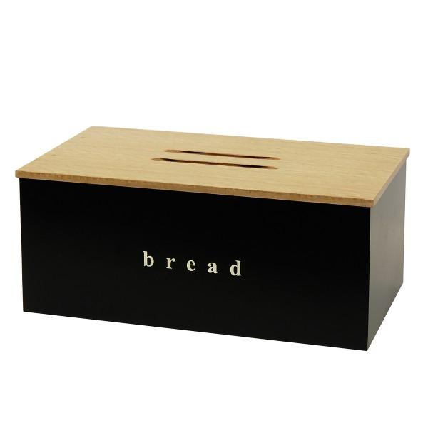 Ψωμιέρα PamCo 402218-403 Black Matte