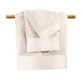 Πετσέτα Προσώπου (50x100) Guy Laroche Famous Ivory