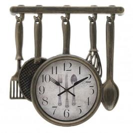 Ρολόι Τοίχου InArt 3-20-821-0010