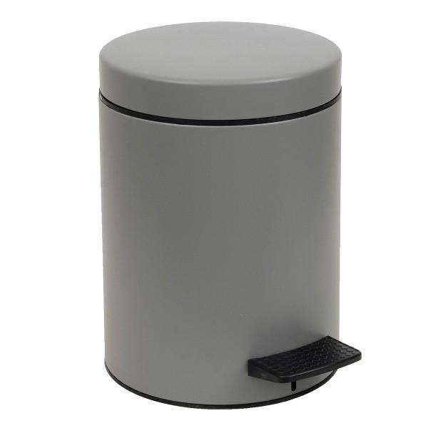 Κάδος Απορριμμάτων (20x28) PamCo 5Lit 96 Concrete Grey