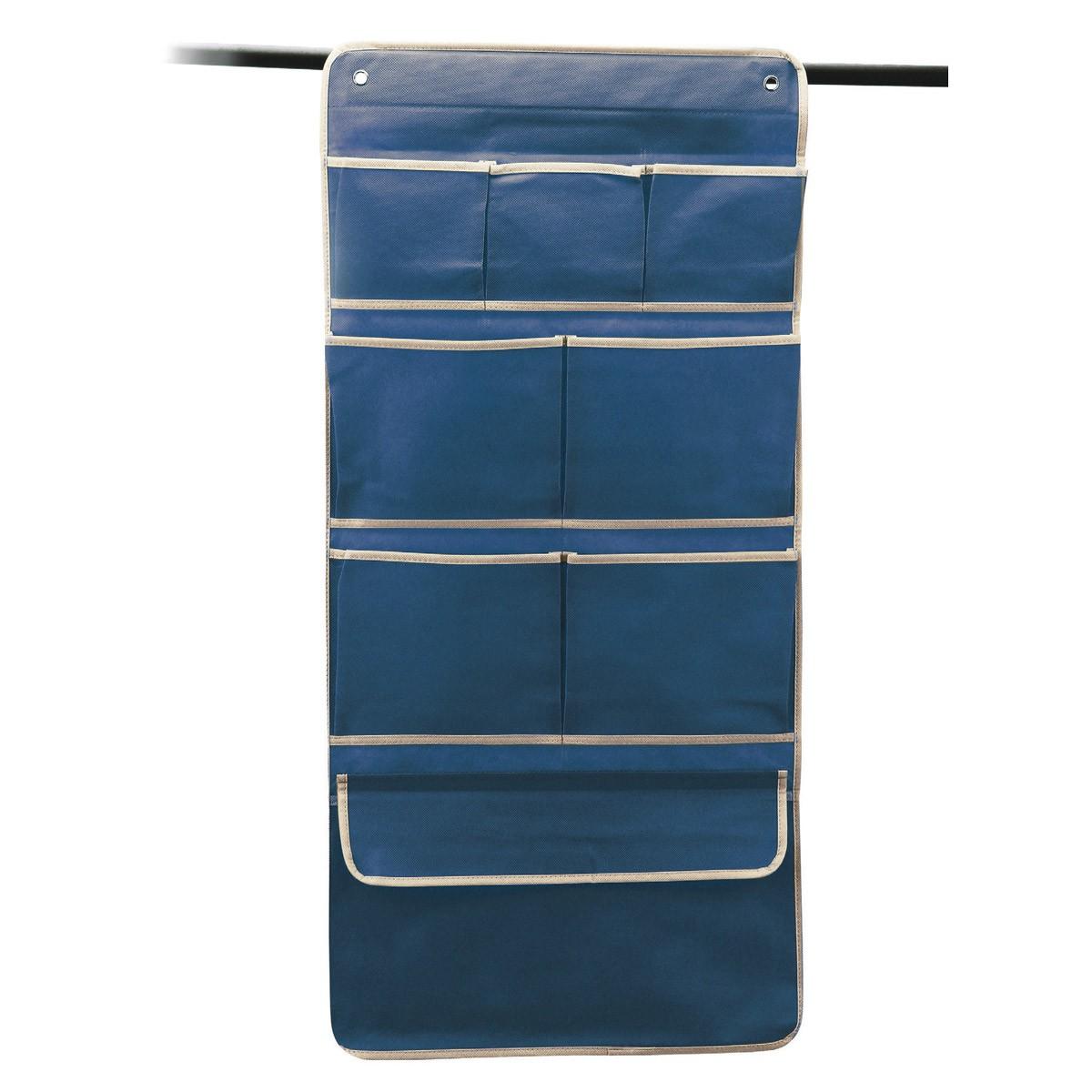 Κρεμαστή Θήκη Οργάνωσης Γενικής Χρήσης εstia 03-0806 Blue home   κρεβατοκάμαρα   οργάνωση ντουλάπας