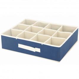 Κουτί Τακτοποίησης 12 Θέσεων εstia 03-0721 Blue