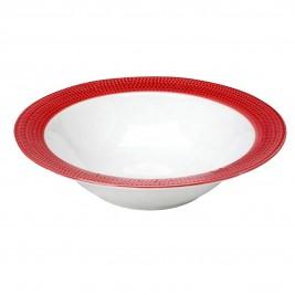 Σαλατιέρα Espiel Dots Red RRA104K2