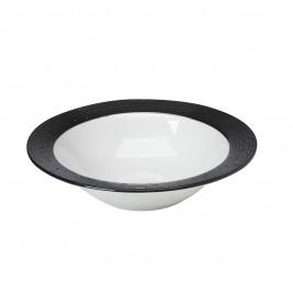 Σαλατιέρα Espiel Dots Black RRE104K2