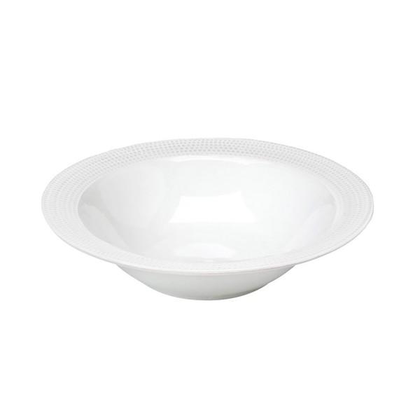Σαλατιέρα Espiel Dots White RRF104K2