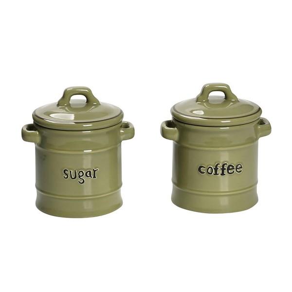 Δοχείο Ζάχαρης + Καφέ (Σετ) Espiel KAS101