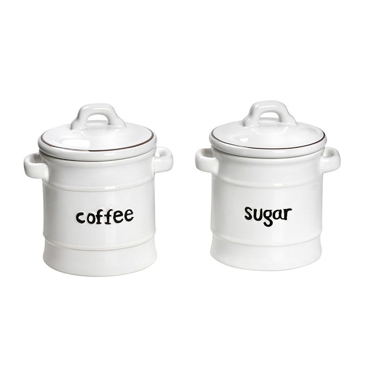 Δοχείο Ζάχαρης + Καφέ (Σετ) Espiel KAS104 home   κουζίνα   τραπεζαρία   βάζα κουζίνας