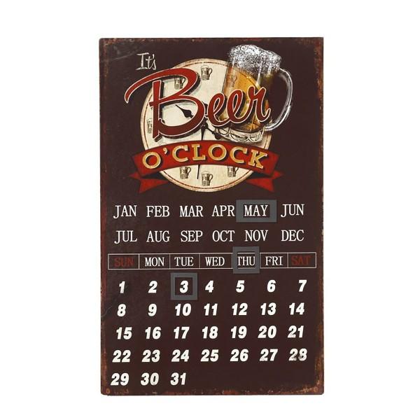Ταμπέλα - Ημερολόγιο Espiel Beer LOG414