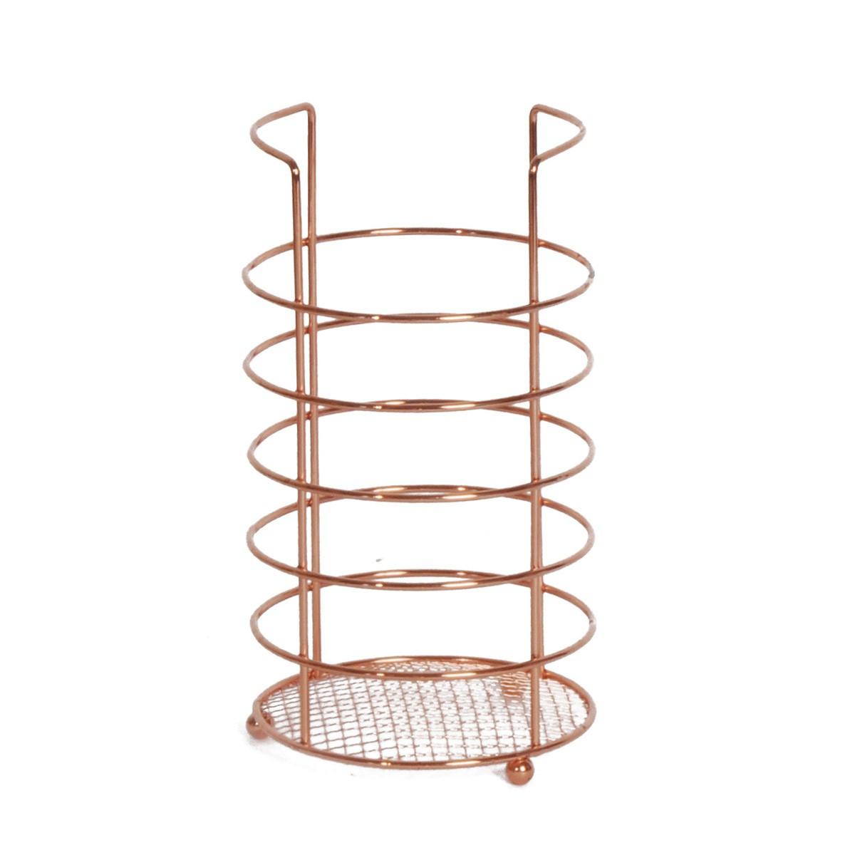 Κουταλοθήκη – Στραγγιστήρι εstia Copper 01-1469