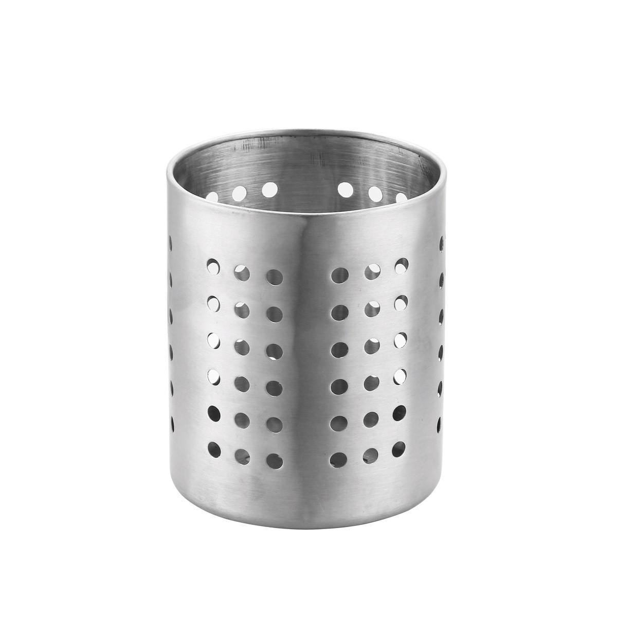 Κουταλοθήκη – Στραγγιστήρι εstia Nickel 01-1490