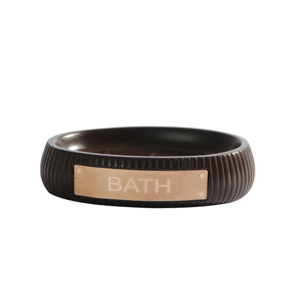 Σαπουνοθήκη εstia Bronze 02-3081