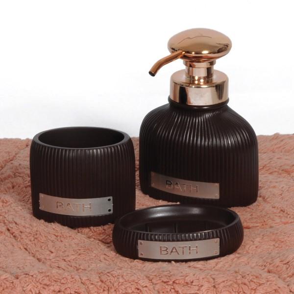 Σαπουνοθήκη Estia Bronze 02-3081