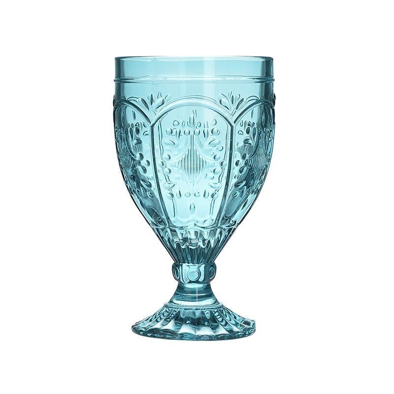 Ποτήρια Νερού Κολωνάτα (Σετ 6τμχ) InArt 3-60-029-0002