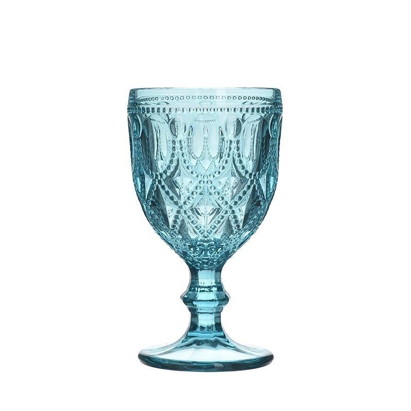 Ποτήρια Νερού Κολωνάτα (Σετ 6τμχ) InArt 3-60-029-0018