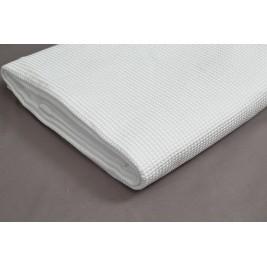 Κουβέρτα Πικέ Μονή Vesta 1052 White