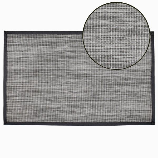 Πατάκι Εισόδου (45x75) Tonio Noir 1740621