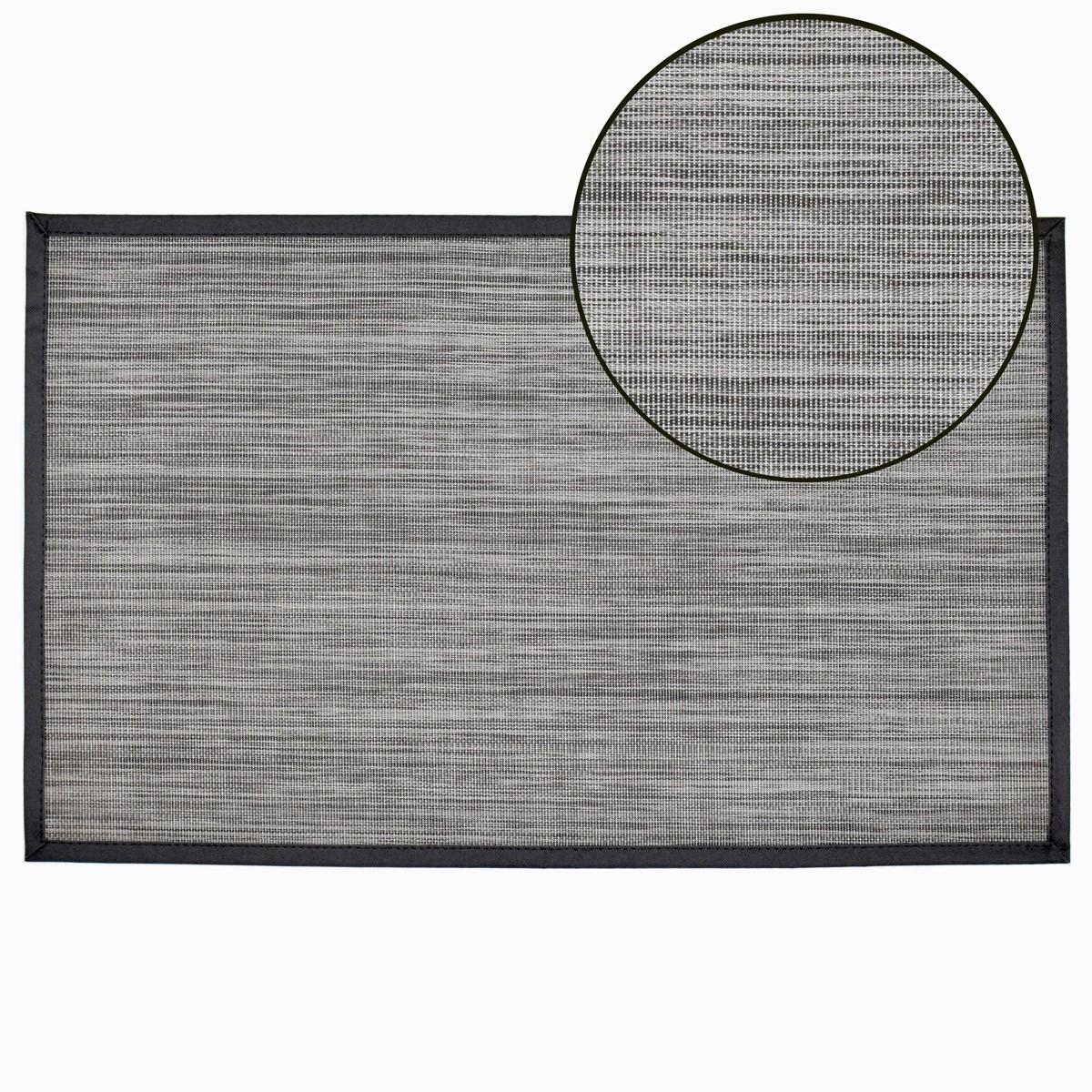 Πατάκι Εισόδου (45×75) Tonio Noir 1740621