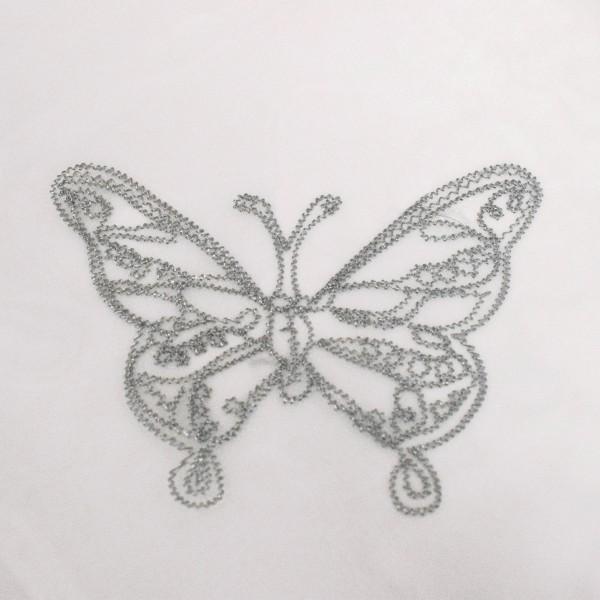 Σετ Κουρτίνες Παραθύρου (60x90) L-C Chrysalide Gris 1625578
