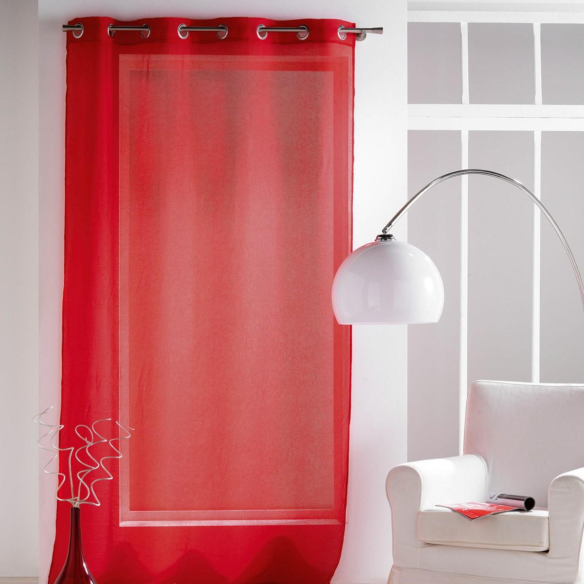 Κουρτίνα (140×240) Με Τρουκς Paloma Rouge 1622558