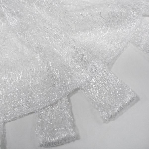 Σετ Κουρτίνες Παραθύρου (60x160) L-C 11070 Blanc 1621712